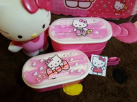Used Hello kitty lunch pack in Dubai, UAE