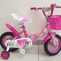 "Used Girls Lovely Bike (wheels 12"") in Dubai, UAE"
