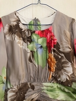 Used Woman's dress new silk in Dubai, UAE