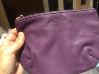 Used Pouch in leather Kenzo in Dubai, UAE