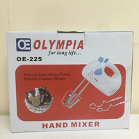 Used OLYMPIA HAND MIXER new box pack  in Dubai, UAE