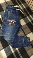 Used Baby boy(jeans+shoes)24aed only in Dubai, UAE