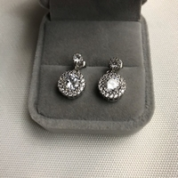 Used 925 silver unique design earring in Dubai, UAE