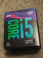 Used Intel Core i5 9400f processor  in Dubai, UAE