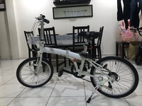 Used Foldable Bicycle in Dubai, UAE