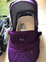 Used Silverline stroller set in Dubai, UAE
