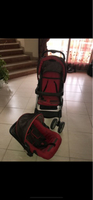 Used Baby stroller and car seater in Dubai, UAE