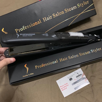 Used Pro salon hair styler iron and steamer  in Dubai, UAE