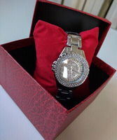 """Silver Bee Sister Watch """""""