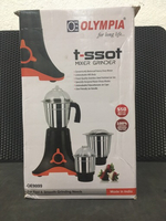 Used Olympia t-ssot mixer grinder in Dubai, UAE