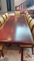 Used Dining table 12 chairs. Good condition. in Dubai, UAE