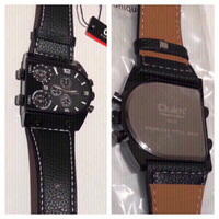 Used OULM watch black in Dubai, UAE