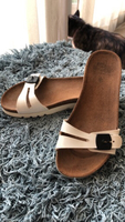 Scholl slippers size 37 used