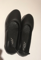 Used Black Ladies shoes EU37 in Dubai, UAE