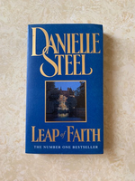 "Used ""Leap of Faith"" Book in Dubai, UAE"