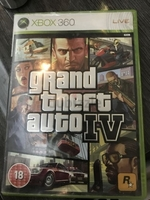 Used Gta 4 Xbox 360 in Dubai, UAE