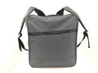 NEW Big Size Backpack Color Grey 38cm