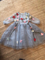 Used Girl floral dress 160/155cm 13-14 years  in Dubai, UAE