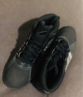 Used Adidas Black Sneakers in Dubai, UAE