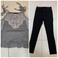 Used Jeans by Allsaints in Dubai, UAE