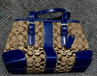 Used Original Coach Second Hand Bag  in Dubai, UAE