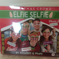 Used Elfie Selfie Photobooth Christmas Props in Dubai, UAE