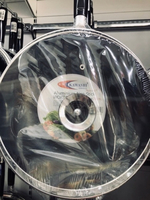 Used 28cm wok pan nonstick w/glass cover/new✨ in Dubai, UAE