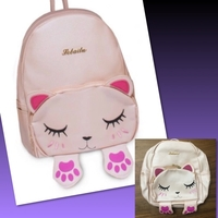 Used KIDS PINK BACKPACK  in Dubai, UAE