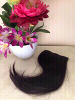 Used NEW Hair Toppies BLACK + 🎁 in Dubai, UAE