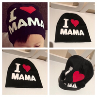 "Used Kids hat  ""I❤️MAMA"" in Dubai, UAE"