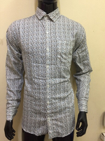 Used Multi colored cotton shirt - Size 2XL in Dubai, UAE