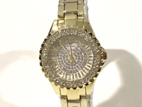 NEW Bee Sister Woman Quartz Watch Gold
