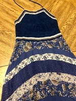 Used Derhi dress - handmade top, Lafayette  in Dubai, UAE