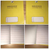 Used 1.50 Dh each 100 page 4 note books 👇 in Dubai, UAE