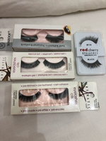 Used Soft and light eyelashes 7 pieces  in Dubai, UAE
