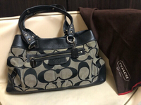 Used COACH shoulder bag  in Dubai, UAE