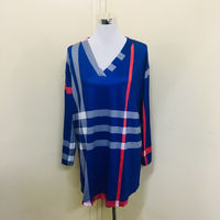 V neck Loose top for her size S to L