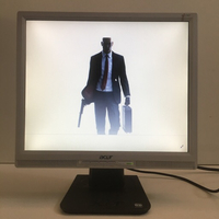 Used Acer 17 inch lcd monitor  in Dubai, UAE