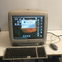 Used 2001 model imac in working conditions  in Dubai, UAE
