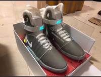 Used SELF LACING Air Mag Back To The Future.  in Dubai, UAE