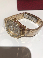 DIAMOND LOOK WOMAN'S WATCH