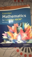 Used Extended mathematics Cambridge IGCSE  in Dubai, UAE