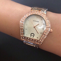 Used Aigner wristwatch first class copy  in Dubai, UAE