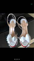 Used Louboutin sandals in Dubai, UAE