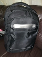 Used Big HP laptop backpack  in Dubai, UAE