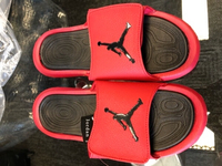 Used Jordan Stylist slippers for sale in Dubai, UAE