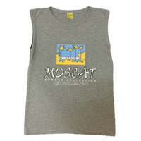 Mascat Vest - Sleevless