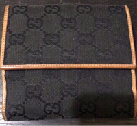 Used Gucci flap gg wallet original in Dubai, UAE