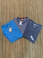 Used 3 basic tops men's  in Dubai, UAE