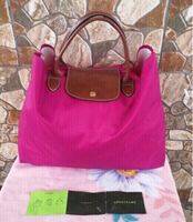 Used AUTHENTIC LONGCHAMP TOTE BAG,USED ONCE. in Dubai, UAE